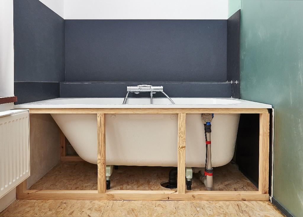 poser une baignoire à Paris 15e   Aux Bâtisseurs Parisiens