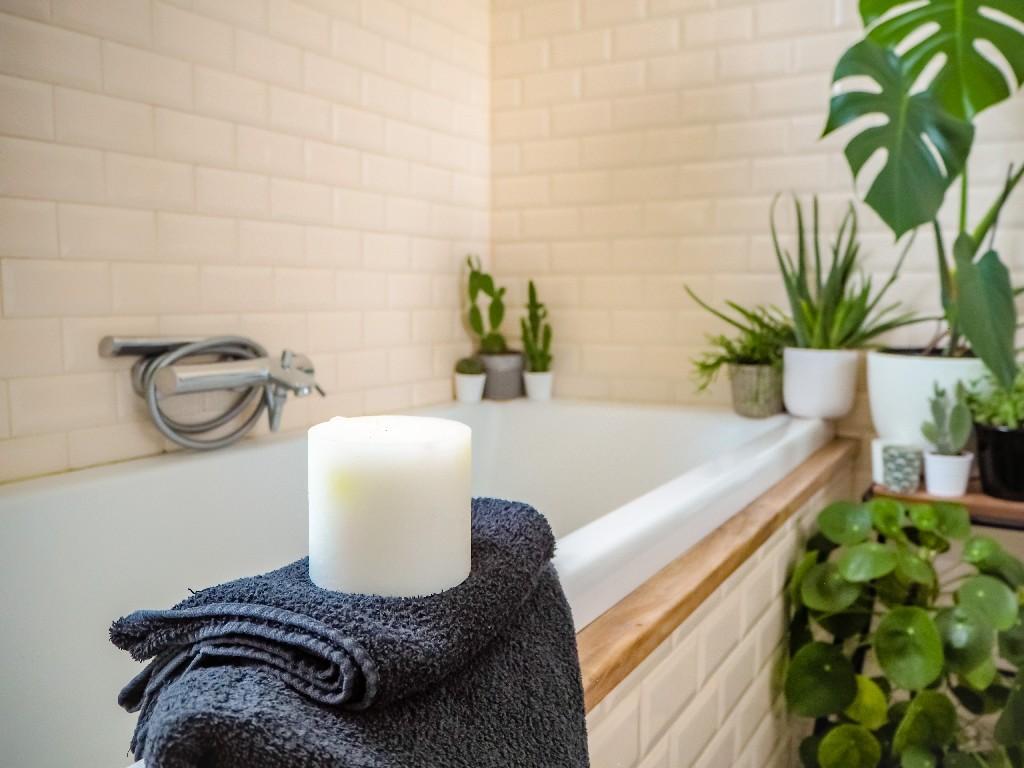 salle de bain zen à Paris 15e   Aux Bâtisseurs Parisiens