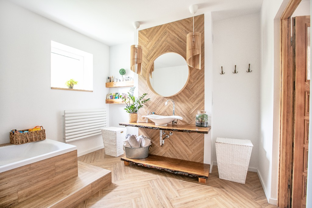 salle de bain sur mesure près de Paris 15e | Aux Bâtisseurs Parisiens