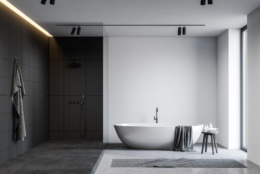 Salle de bain haut de gamme à Paris 15e | Aux Bâtisseurs Parisiens